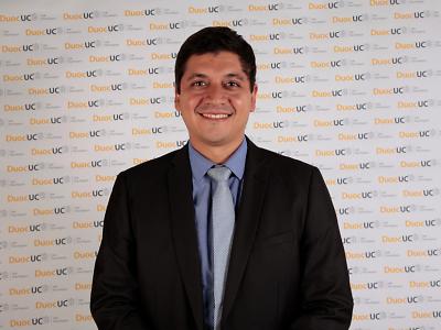 Sede Plaza Vespucio: Focos de trabajo del 2019. Cristian Zenteno Donoso. Director de la sede Plaza Vespucio de Duoc UC.
