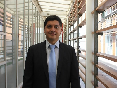 Reflexiones sobre los hitos que marcaron el 2017 en la Sede Plaza Vespucio. Cristian Zenteno Donoso, Director de la sede Plaza Vespucio de Duoc UC.