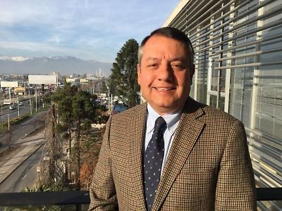 Sede Puente Alto: El desafío de continuar siendo una gran Sede. Eduardo Benito Rebolledo. Director de la sede Puente Alto de Duoc UC.