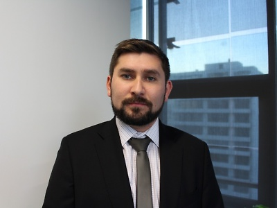 Sede Antonio Varas: hitos de la Subdirección Académica 2018. Erik Vinot Espinoza. Subdirector Académico (S) de la sede Antonio Varas de Duoc UC.