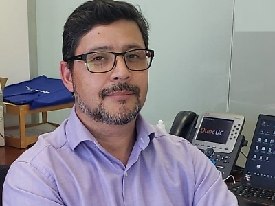 En tiempos de crisis el objetivo no se pierde y todos somos parte. Cristian Pérez Cortés. Subdirector económico y de Gestión de la sede Plaza Oeste de Duoc UC.