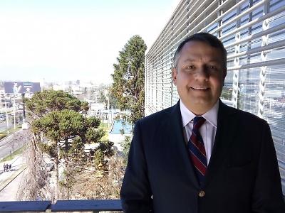 Duoc UC Puente Alto 2017: 10 años de crecimiento y aprendizajes para los desafíos del futuro. Eduardo Benito Rebolledo, Director de la sede Puente Alto de Duoc UC.