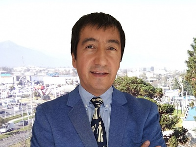 El desafío de la formación integral y la impronta entre docentes y estudiantes. Engilberto Vásquez Infante, Docente escuela de Recursos Naturales de la sede Puente Alto de Duoc UC.