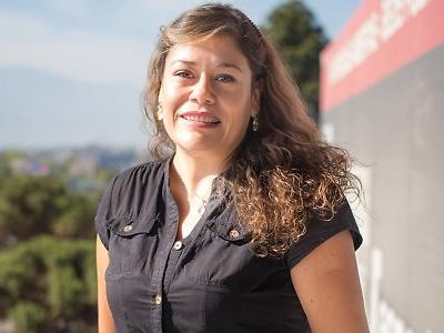 La formación de personas como eje del crecimiento y la gestión. Jessica Escobar Ruiz, Directora de Carrera escuela de Administración y Negocios de la sede Puente Alto de Duoc UC.