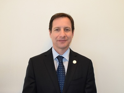 Sede Alameda 2018: Consolidación, Vinculación y Experiencia. Jorge Stoller Vásquez. Director de la sede Alameda de Duoc UC.