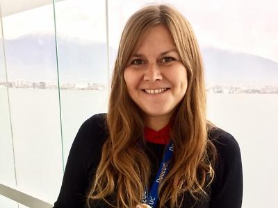 Ejes 2019: Escuela de Salud consolida su relación con la industria. Mariana Ossandón Vera. Analista Vinculación con el Medio de la escuela de Salud de Duoc UC.