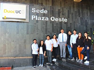 Sede Plaza Oeste 2017: La importancia del trabajo colaborativo y transversal para lograr buenos resultados. Óscar Abuliás Cortez, Director de la sede Plaza Oeste de Duoc UC.