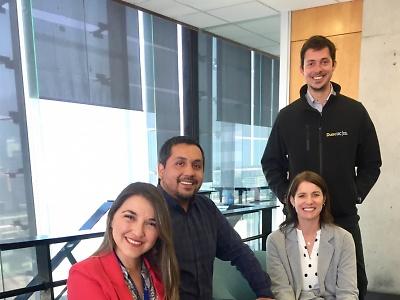 Propósitos de la escuela de Salud de Duoc UC. Erpel JM.; Escobar A.; Pérez I.; Watkins P. Subdirectores de Área de la escuela de Salud de Duoc UC.