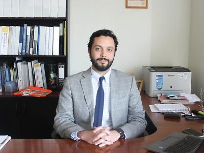 Construyendo una nueva sede Melipilla. Víctor Ortiz Carmona, Director  de la sede Melipilla Duoc UC.