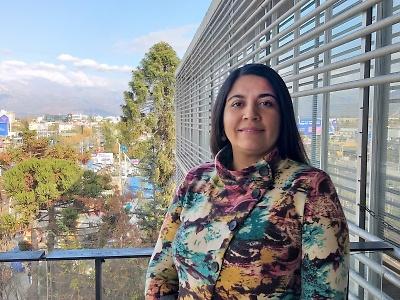 Nuevas tecnologías como estrategias pedagógicas complementarias para el aprendizaje. Katherine Neira Oyarce. Directora de Carrera de la escuela de Salud de la sede Puente Alto de Duoc UC.