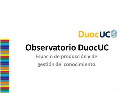 Dirección de Formación General: Sello Distintivo en el Proyecto Educativo Duoc UC