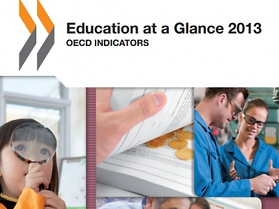 Panorama de la Educación 2013.  OECD