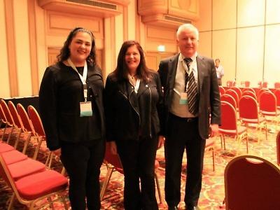 Escuela de Salud en Congreso internacional SNOMED CT EXPO 2015, Uruguay:  Historia clínica electrónica